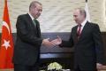 Putin a Erdogan mali telefonát. Hovorili o Sýrii a hlbšej spolupráci