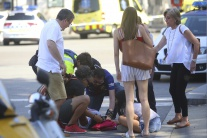 Teror v Španielsku OBRAZOM: Takto krvavo zasiahli islamisti