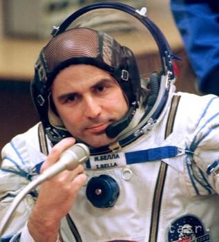 Ivan Bella pred 20 rokmi odletel do vesmíru so slovenskou vlajkou