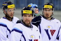 Zľava Roman Kukumber, Michal Hudec a Miroslav Šata