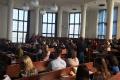 Stredoškoláci si otestujú na UK vysokoškolské lavice