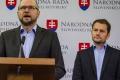 VIDEO: SaS a OĽaNO-NOVA vytvorili Opozičnú radu