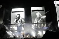 Koncert Rolling Stones v Hamburgu