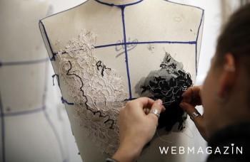 OBRAZOM: Od návrhu až na mólo. Takto vzniká haute couture