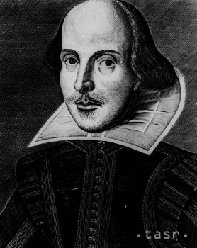 Anglický dramatik a básnik William Shakespeare - to je pojem