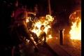 Na Chiose sa zapálil sýrsky utečenec, utrpel ťažké popáleniny