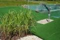 Modrý bazén z biokúpaliska v Snine odstránia, vznikne miesto na relax