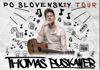 "Thomas Puskailer vyráža na ""Po Slovensk(i)y Tour"""