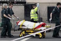 ONLINE: Streľba pred britským parlamentom, incident má už päť obetí