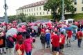 Pochod za tradičnú rodinu podporili stovky ľudí