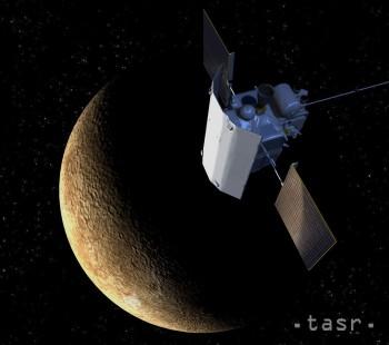 Vesmírna sonda Messenger ukončila svoj prieskum planéty Merkúr
