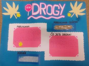 STOP - Drogy!