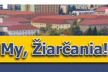 V Žiari nad Hronom pokrstili brožúrku o meste venovanú mladým ľuďom