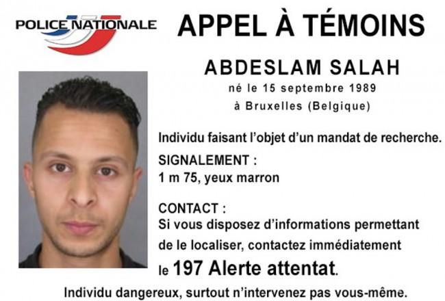 VIDEO: CNN: Predpokladaný spolupáchateľ útokov v Paríži ušiel do Sýrie