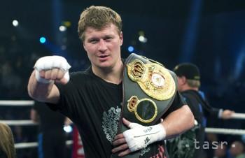 Boxer Povetkin je opäť v hre o titul majstra sveta v superťažkej váhe