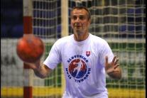 Košický primátor Richard Raši na tréningu slovensk