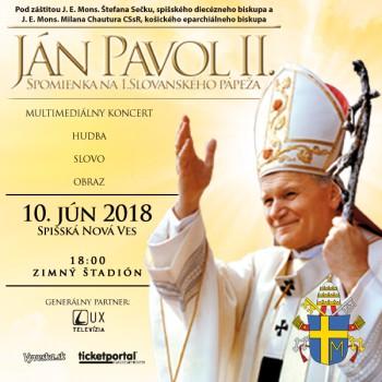 Dielo o Jánovi Pavlovi II. privítajú diváci v Spišskej Novej Vsi
