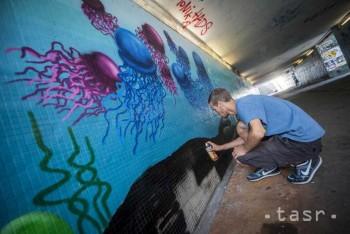 Sú graffiti viac umenie alebo vandalizmus?