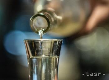 Výskum: Slovák nad 14 rokov spotrebuje ročne 11,1 l čistého alkoholu