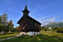 Kostolíky vo Vysokých Tatrách