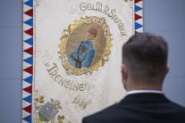 Výstava venovaná M.R.Štefánikovi v Prahe