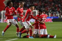 Benfica Lisabon - Olympique Lyon