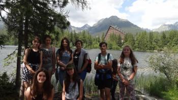 Vlastivedno-prírodovedná exkurzia – Tatry