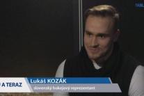 LUKÁŠ KOZÁK: O hokeji v Chorvátsku, prvom góle v KHL i vášni k džudu