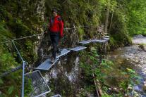 Turistika v Slovenksom raji