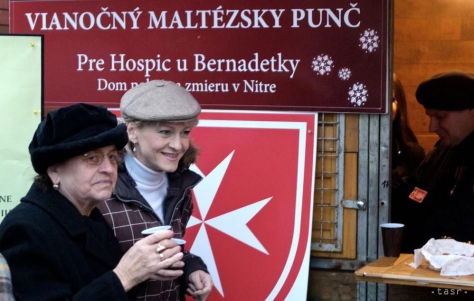 Maltézska pomoc bude opäť ponúkať vianočný punč ecc01e833e6