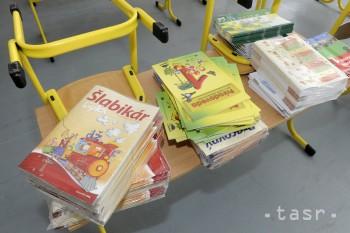 Rezort školstva nakupuje ďalšie učebnice