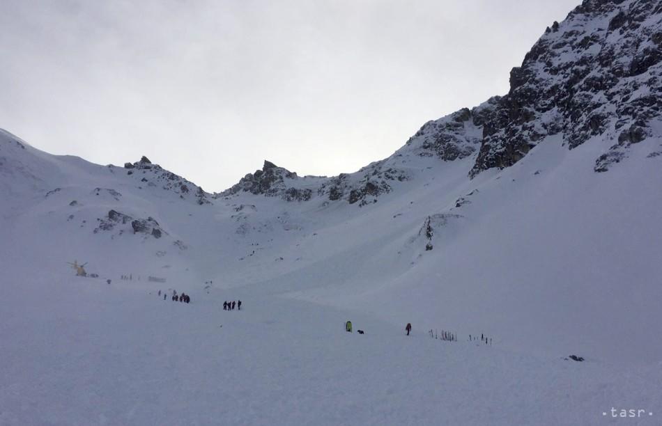 Horský vodca o nešťastí v Alpách: Česi lavínu nespustili, bolo to inak