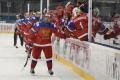 Hokejisti Ruska odchádzajú z Popradu bronzoví, zdolali Švédov