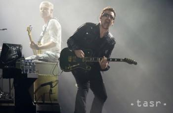 Bono: Po nehode možno už nikdy nebudem hrať na gitare