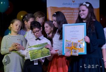 Deti sa opäť môžu zapojiť do projektu Detský čin roka