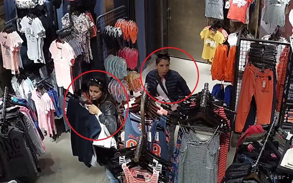 Polícia pátra po dvoch ženách. Kradli v obchodnom centre 786b24baa5d