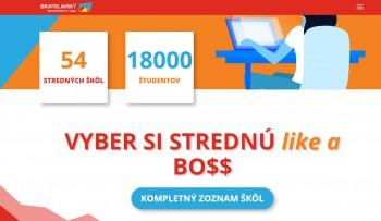 BSK pomáha s výberom strednej školy prostredníctvom špeciálneho webu