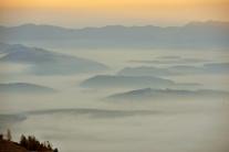 Hmla v slovenských údoliach