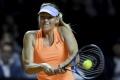 Šarapovová na prvom turnaji po treste za doping skončila v semifinále