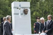 Odhalenie pomníka Antona Srholca