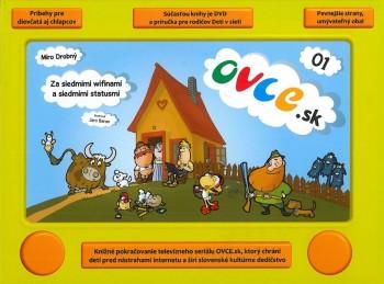 Knihou Za siedmimi wifinami a siedmimi statusmi pokračuje projekt OVCE