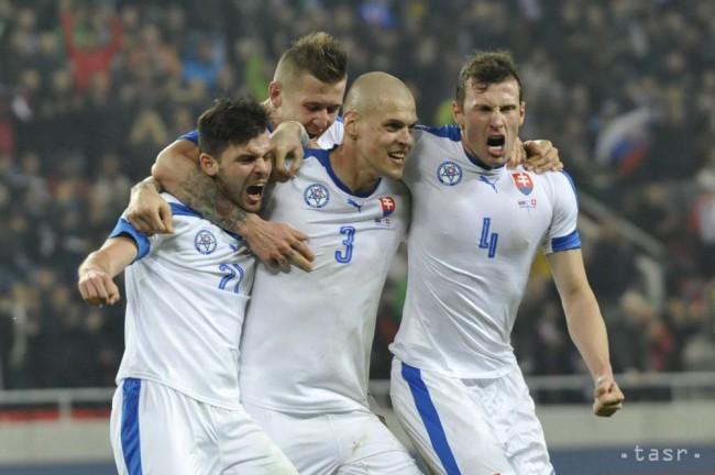 9ee69a9de8acb Slovenská futbalová reprezentácia privíta 25. marca v Trnave Lotyšsko -  24hod.sk