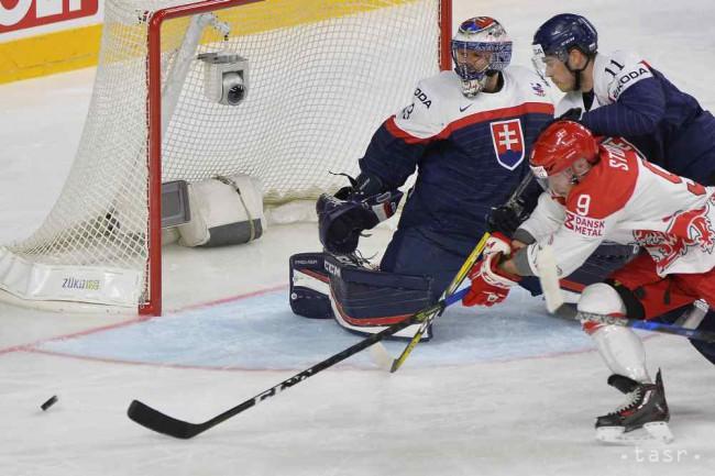 Ms V Hokeji 2017 Slovensko Dánsko 34 Online 24hodsk