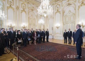 Prezident A. Kiska vymenoval 55 nových vysokoškolských profesorov