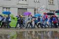 VIDEO: Pred ministerstvom práce protestovalo takmer 300 ľudí