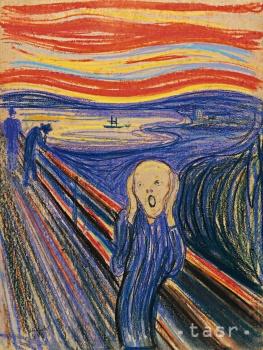 Nórsky maliar úzkosti Edvard Munch zomrel pred 70 rokmi