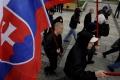 POLÍCIA: Všetkých zadržaných z protestu v Bratislave prepustili