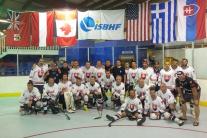 SÚŤAŽ: Vyhrajte dres Stümpela a čítajte o hokejbalových MS veteránov