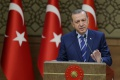 Turecko bude v Sýrii, dokiaľ IS a Kurdi budú hrozbou, vyhlásil Erdogan