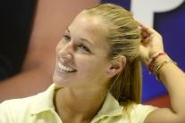 Dominika Cibulková sa vrátila z Austrálie